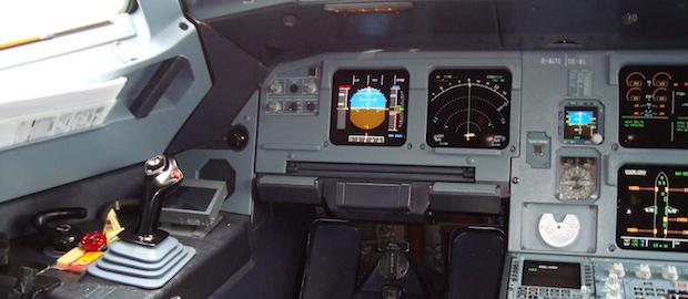 Arbeitsalltag eines Piloten