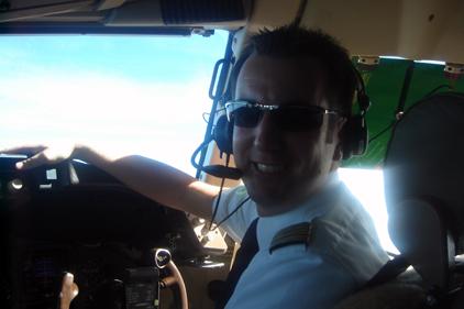 Interview mit Pilot Torsten Kriegsmann
