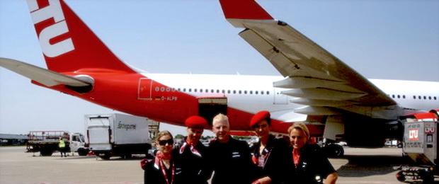 """Buchvorstellung: """"Aus dem Leben einer Stewardess"""""""