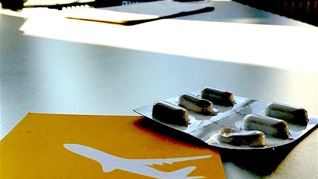 Medikamente und Tabletten gegen Flugangst?