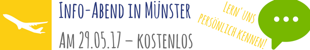 Info-Abend Flugangst Münster